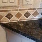 Tile with Silver Pearl Granite