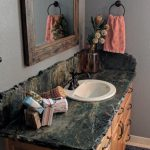 Chameleon granite top